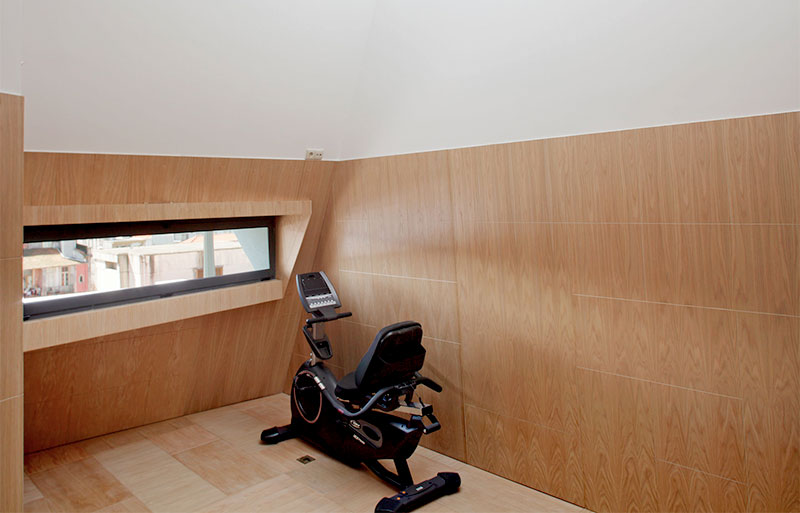 Grande Hotel do Porto - Fitness Room