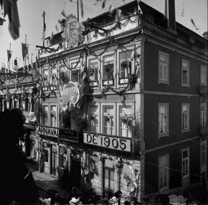 Grande Hotel do Porto - a história do hotel - 1900