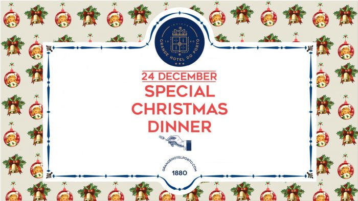 Grande Hotel do Porto - Christmas Eve Dinner