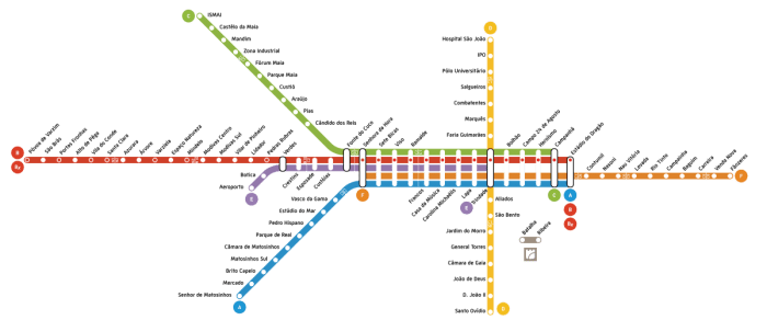 Grande Hotel do Porto - All you need to know about Porto Metro system